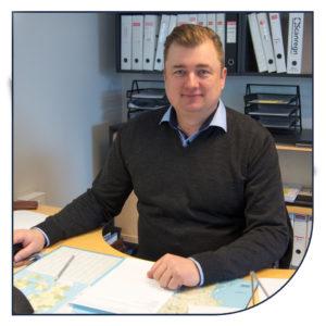 Sælger Michael Thomsen - Scanregn A/S