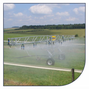 Briggs Irrigation vandbomme til Ocmis Rain