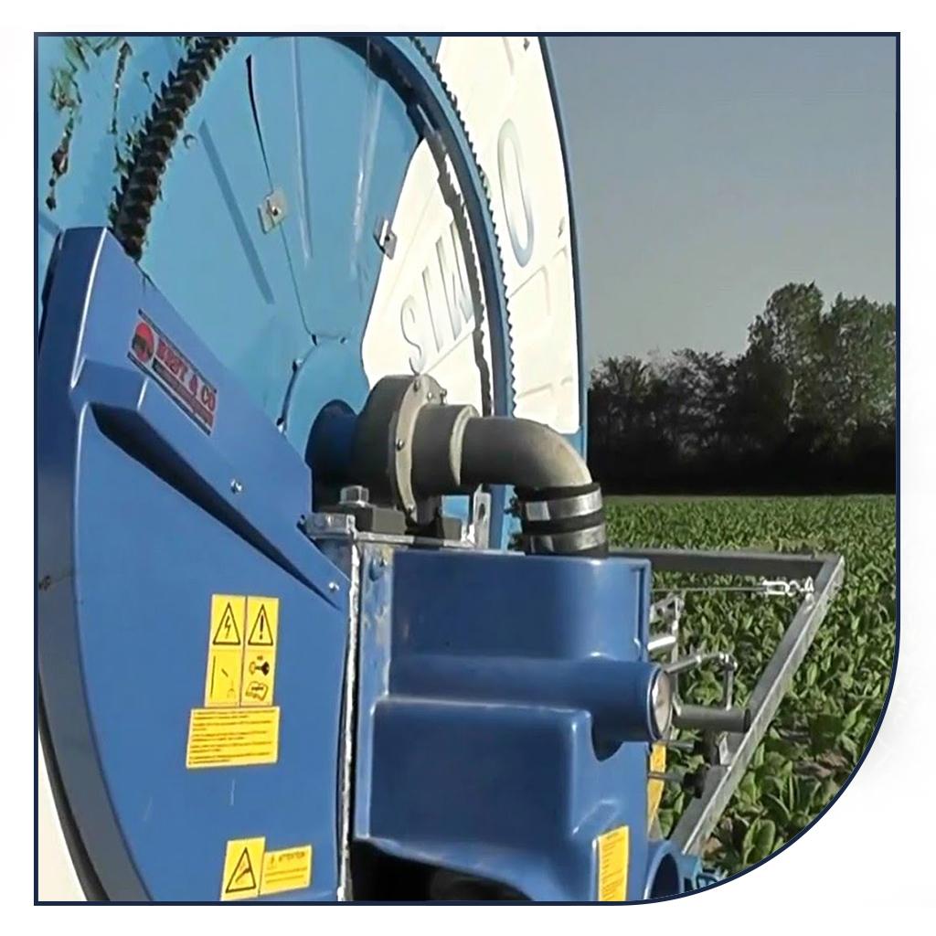 Ocmis vandingsmaskiner fra Scanregn A/S