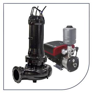 Alt i pumper til vand hos Scanregn A/S
