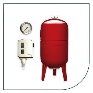 Pumpestyring