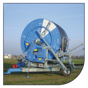 Vandingsmaskiner fra Scanregn A/S
