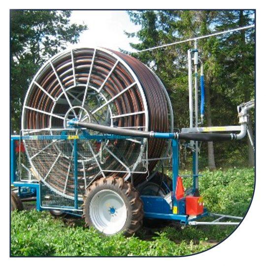 Fasterholt TL 235 vandingsmaskine