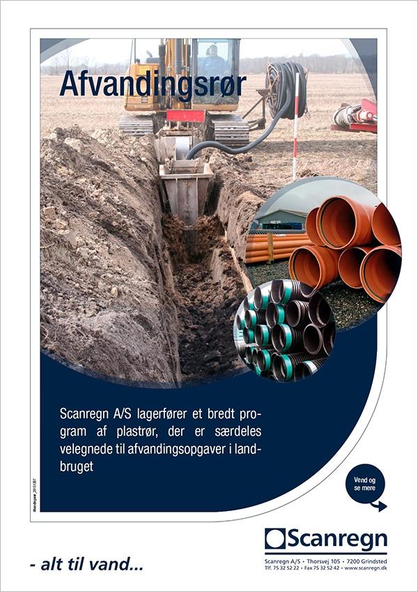 Afvandingsrør - Produktblad fra Scanregn A/S