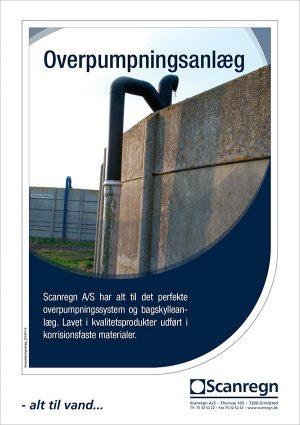 Overpumpningsanlæg_Produktblad fra Scanregn A/S