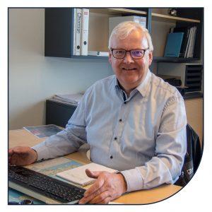 Poul Madsen, Produktspecialist hos Scanregn A/S