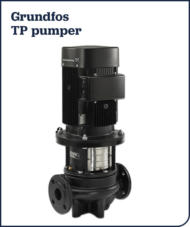 Grundfos TP pumper