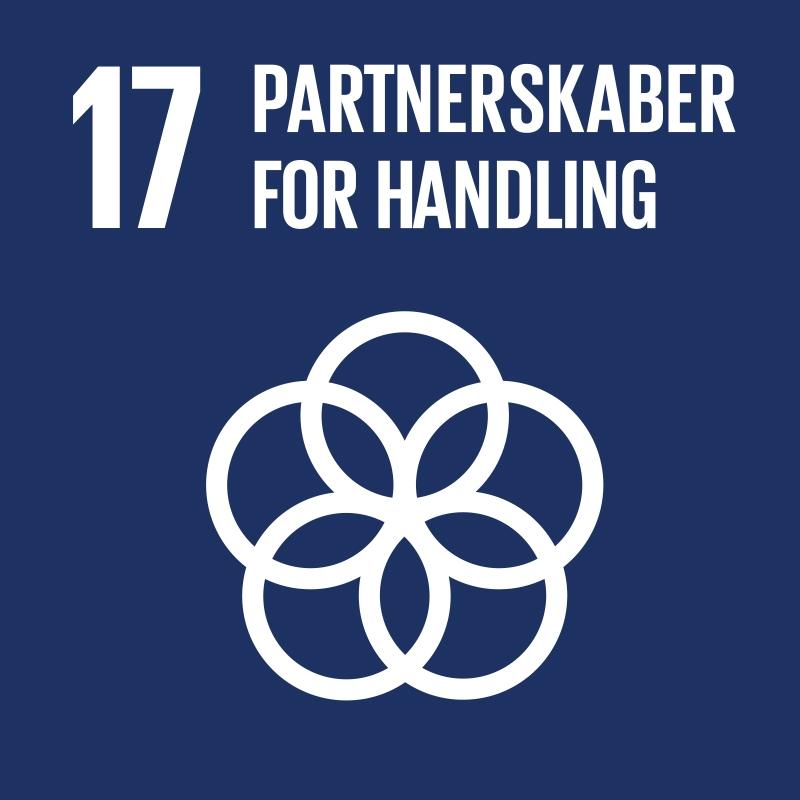 FN's Verdensmål 17 - Partnerskab for handling