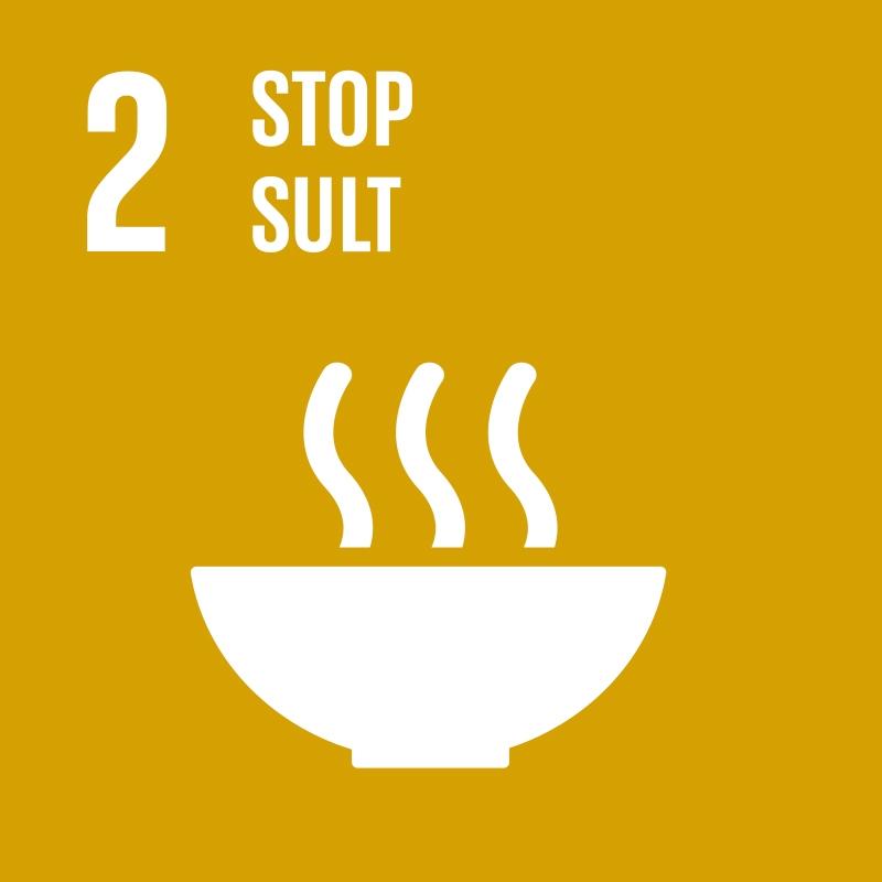 FNs Verdensmål 2 - Stop sult