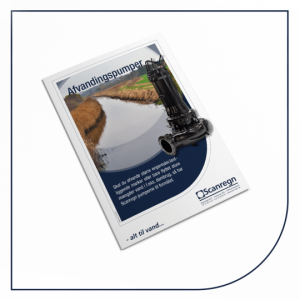 Zenit afvandingspumper - Produktblad fra Scanregn A/S