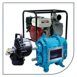Selvansugende pumper fra Honda, Jurop og Pacer