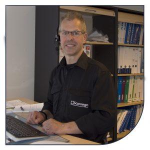 Sælger Knud Erik Linnebjerg - Scanregn A/S