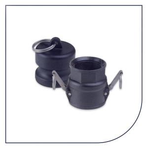 Camlock koblinger til vandingsanlæg, gylle og spildevand