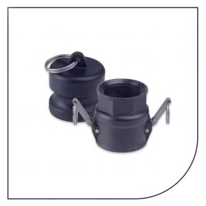 Camlock koblinger til vanddingsmaskiner