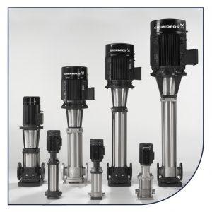 Grundfos CR pumper