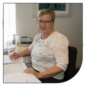 Bogholder Linda Vangsgaard - Scanregn A/S
