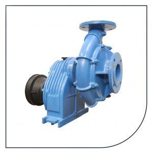 Ocmis pumpe til vandingsmaskine
