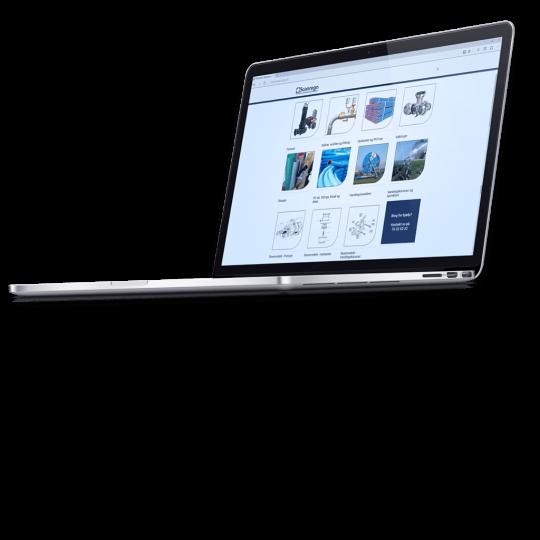 Online bestilling af varer hos Scanregn A/S