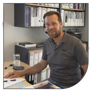 Peter Birk Christiansen - Direktør og sælger - Scanregn A/S