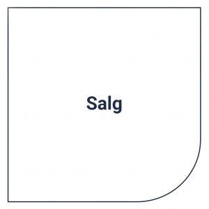 Salgsafdelingen hos Scanregn A/S i Grindsted