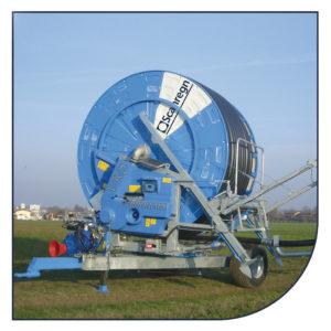 Ocmis Vario Rain vandingsmaskiner til markvanding