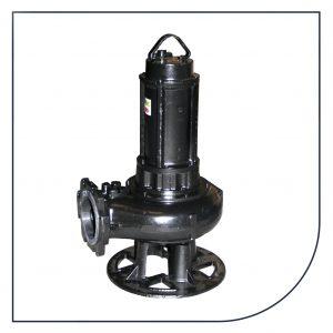 Zenit DRP pumpe med kanalhjul
