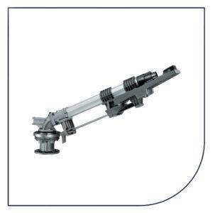 Komet kanoner og sprinklere til vandingsmaskine
