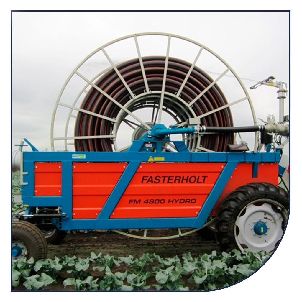 Fasterholt vandingsmaskiner i 4000-serien