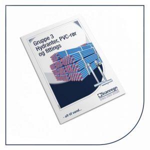 Katalog Gruppe 3 - Hydranter, PVC-rør og fittings