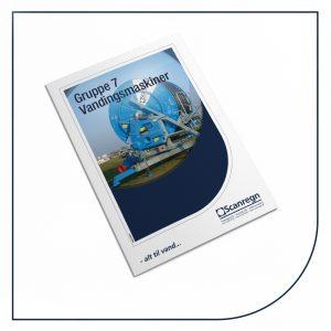 Katalog gruppe 7 - Vandingsmaskiner