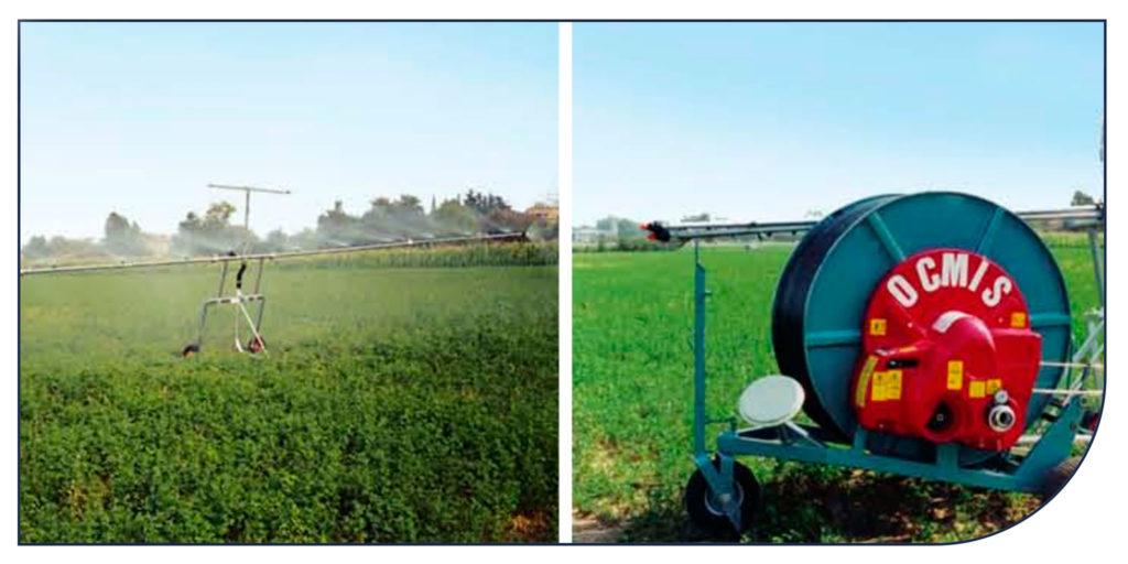 Ocmis Micro Rain vandingsmaskiner