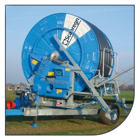 Ocmis VR5 vandingsmaskine
