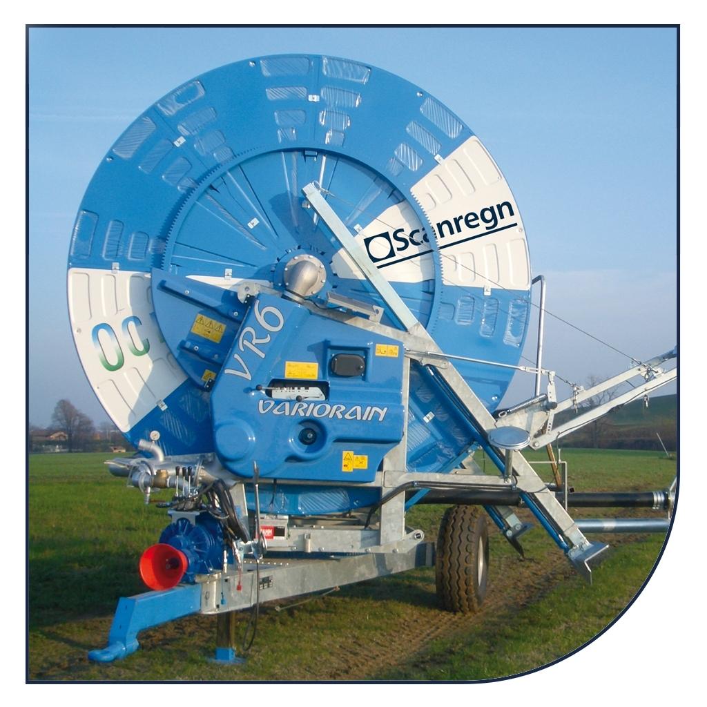 Ocmis VR 6 vandingsmaskine