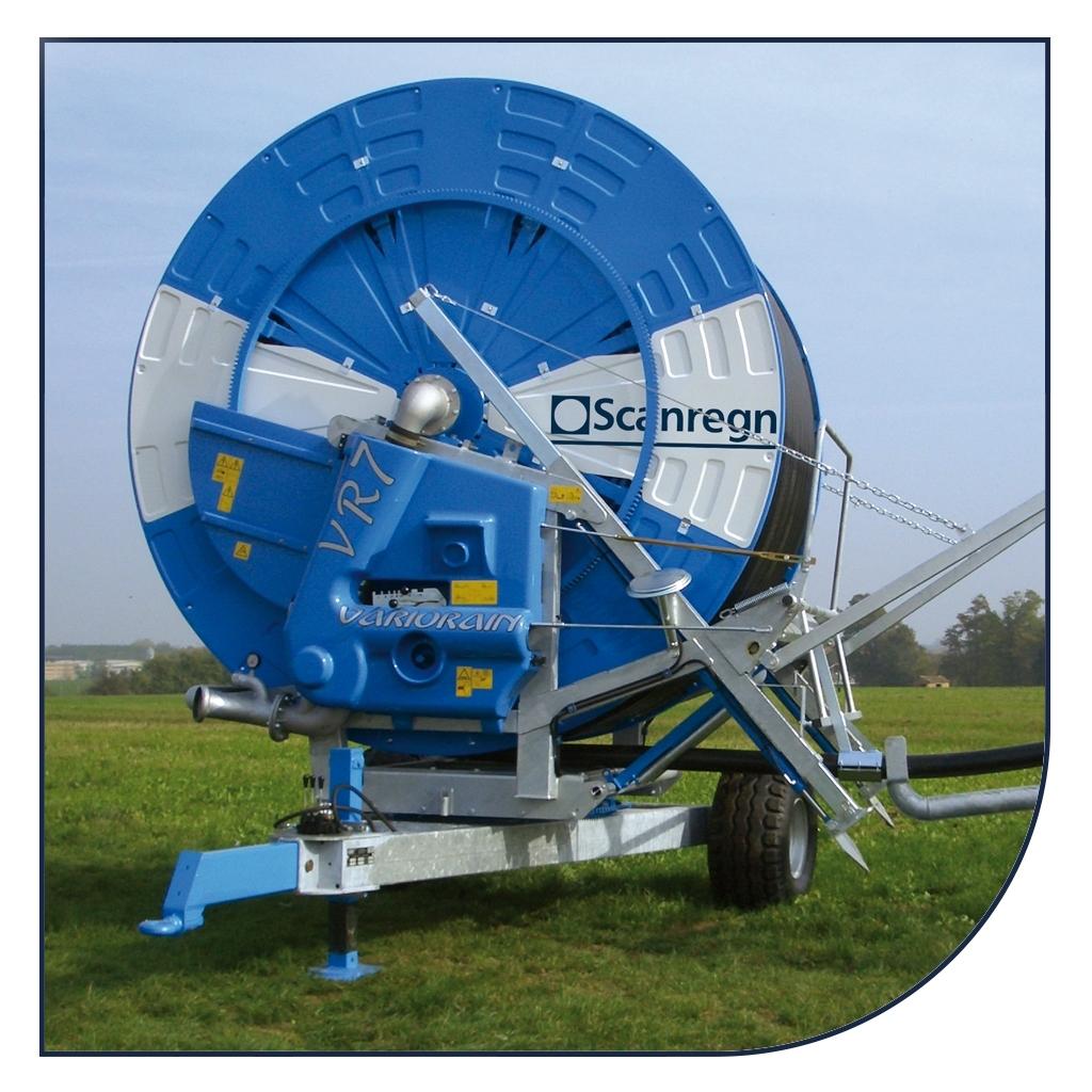 Ocmis VR7 vandingsmaskine