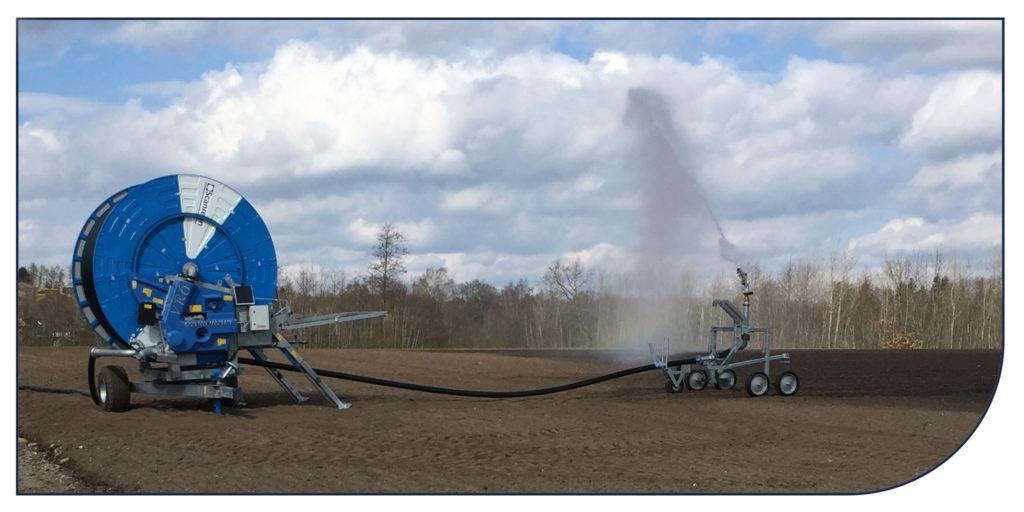 Ocmis vandingsmaskine