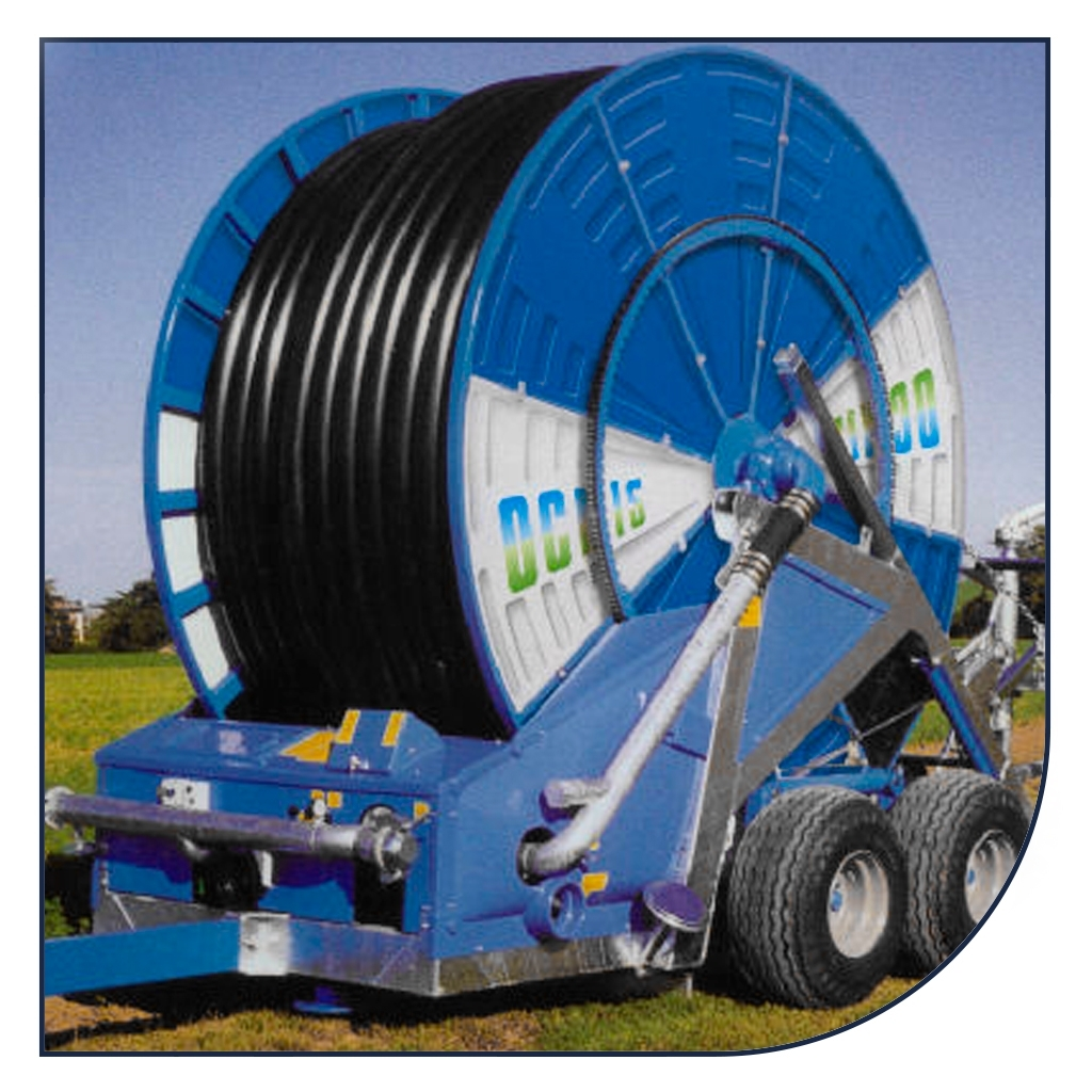 Ocmis VR8 vandingsmaskine