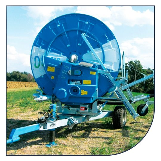 Ocmis Vario VR4 vandingsmaskine