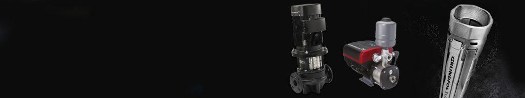Grundfos pumper lagerføres hos Scanregn A/S