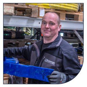 Tommy Søgaard, Lagerekspedient, Scanregn A/S