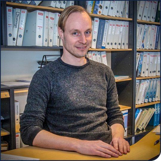 Søren Svejstrup, Scanregn A/S