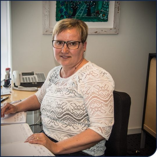 Linda Vangsgaard, Scanregn A/S