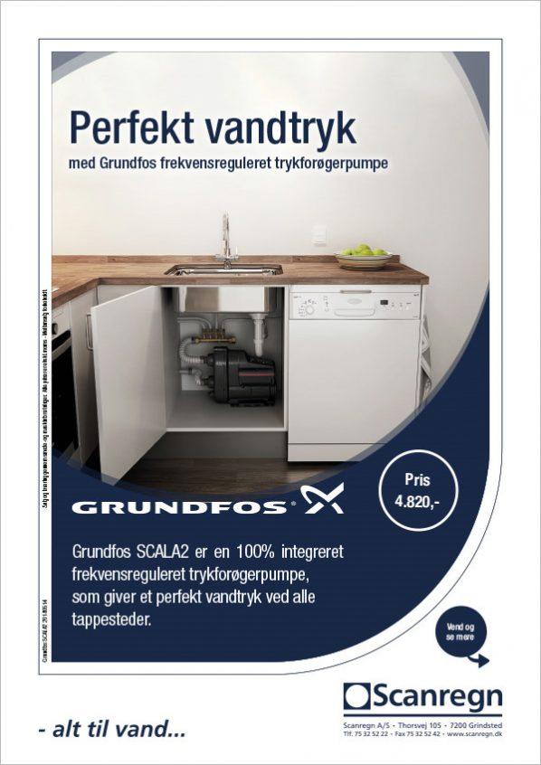 Markedsføringsmateriale - Grundfos SCALA2