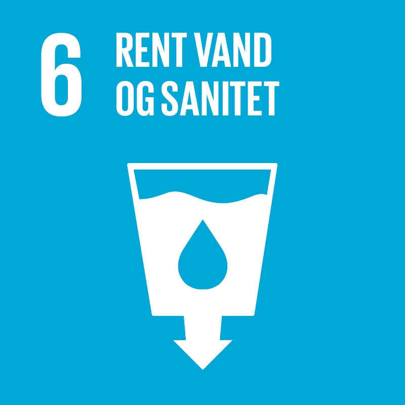 FN's Verdensmål 6 - Rent vand og sanitet